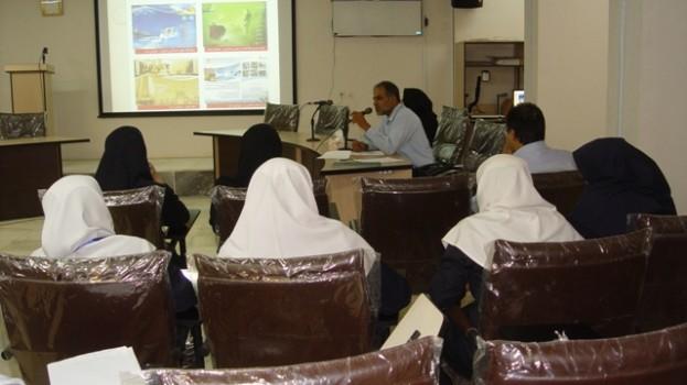 برگزاری کارگاه الزامات پرتال در بیمارستان فوق تخصصی ابوذر اهواز